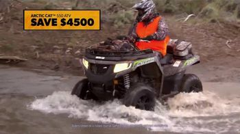 Bass Pro Shops Fall Hunting Classic TV Spot, 'ATVs and Boats' - Thumbnail 7