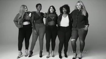 Lane Bryant Super Stretch Skinny Jean TV Spot, 'New Skinny' Song by Lizzo - Thumbnail 1