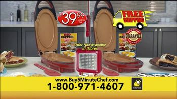 Red Copper 5 Minute Chef TV Spot, 'Kitchen Wonder' Featuring Cathy Mitchell - Thumbnail 9