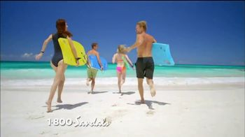 Sandals Resorts TV Spot, 'More Quality Inclusions' - Thumbnail 3
