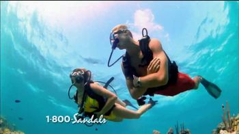 Sandals Resorts TV Spot, 'More Quality Inclusions' - Thumbnail 4