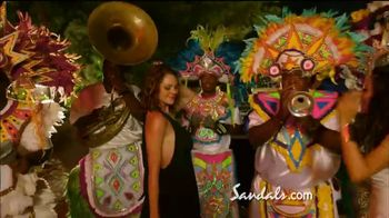 Sandals Resorts TV Spot, 'More Quality Inclusions' - Thumbnail 7
