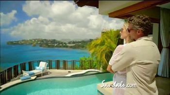 Sandals Resorts TV Spot, 'More Quality Inclusions' - Thumbnail 8