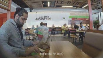 Burger King 2 for $6 Whopper Deal TV Spot, 'Surprise' - Thumbnail 2