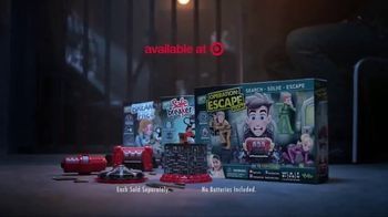 Spy Code Operation: Escape TV Spot, 'Time Is Ticking' - Thumbnail 8