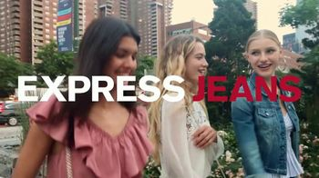 Express Jeans TV Spot, 'Fit for You' Song by Saint Motel - Thumbnail 1
