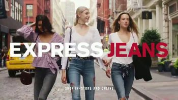 Express Jeans TV Spot, \'Fit for You\' Song by Saint Motel