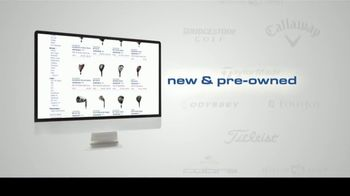 GlobalGolf.com TV Spot, 'Hello, Good Buy' - Thumbnail 6