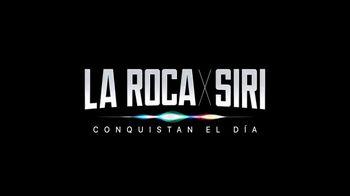 Apple iPhone 7 TV Spot, 'La Roca x Siri: tiempo' [Spanish] - Thumbnail 9