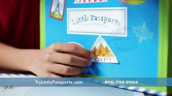 Little Passports TV Spot, 'Give Your Child the World' - Thumbnail 5