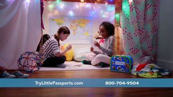 Little Passports TV Spot, 'Give Your Child the World'