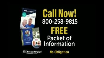 One Reverse Mortgage TV Spot, 'Attention Homeowners 62 and Older' - Thumbnail 5