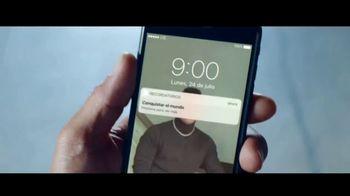 Apple iPhone 7 TV Spot, 'The Rock x Siri: recordatorio' [Spanish] - Thumbnail 5