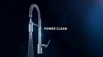 Moen Power Clean TV Spot, 'Inspired by Force. Innovated by Moen.' - 465 commercial airings