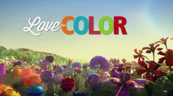 Sherwin-Williams Love for Color Sale TV Spot, 'August 2017'