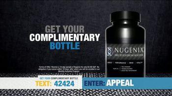 Nugenix TV Spot, 'Complimentary Bottle' Featuring Frank Thomas - Thumbnail 5