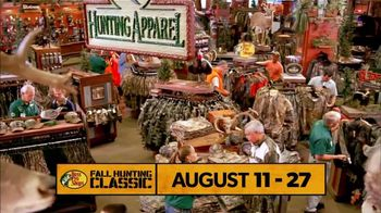Bass Pro Shops Fall Hunting Classic TV Spot, 'America's Favorite Boats'