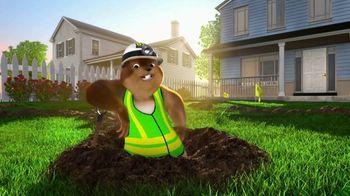 811 TV Spot, 'Gus the Gopher: Safe Digging' - Thumbnail 3