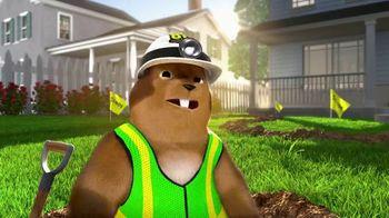 811 TV Spot, 'Gus the Gopher: Safe Digging' - Thumbnail 6