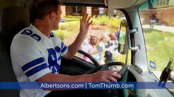 Albertsons Home Delivery TV Spot, 'Nice Catch' Featuring Jason Witten - Thumbnail 10