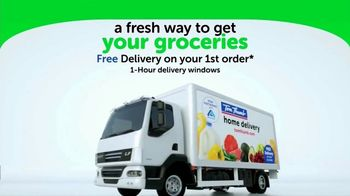 Albertsons Home Delivery TV Spot, 'Nice Catch' Featuring Jason Witten - Thumbnail 8
