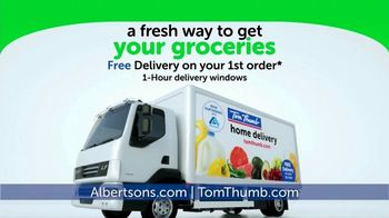 Albertsons Home Delivery TV Spot, 'Nice Catch' Featuring Jason Witten - Thumbnail 9