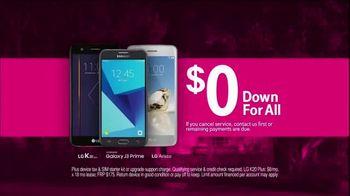 T-Mobile TV Spot, 'Babysitter: Zero Down' Song by Noah Cyrus - Thumbnail 6