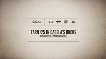 Cabela's Great Outdoor Days Sale TV Spot, 'Rubber Boots' - Thumbnail 9