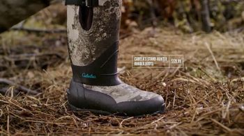 Cabela's Great Outdoor Days Sale TV Spot, 'Rubber Boots' - Thumbnail 6