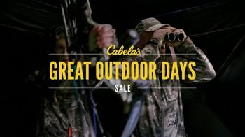 Cabela's Great Outdoor Days Sale TV Spot, 'Rubber Boots' - Thumbnail 8