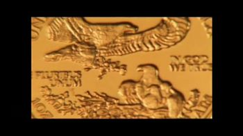 New England Mint Coins Saint Gaudens $50 Double Eagle TV Spot, 'Intricate' - Thumbnail 5