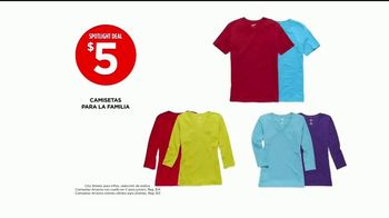 JCPenney Power Penney Days TV Spot, 'Toallas, camisetas y jeans' [Spanish] - Thumbnail 5
