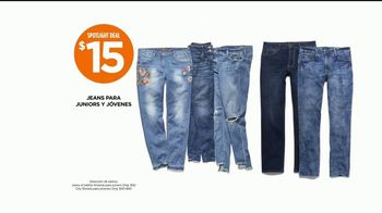 JCPenney Power Penney Days TV Spot, 'Toallas, camisetas y jeans' [Spanish] - Thumbnail 7