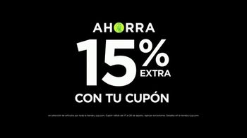 JCPenney Power Penney Days TV Spot, 'Toallas, camisetas y jeans' [Spanish] - Thumbnail 8
