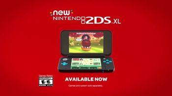 Nintendo 2DS XL TV Spot, 'New, Sleek Look' - Thumbnail 8