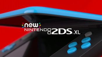 Nintendo 2DS XL TV Spot, 'New, Sleek Look'