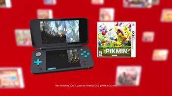 Nintendo 2DS XL TV Spot, 'New, Sleek Look' - Thumbnail 4