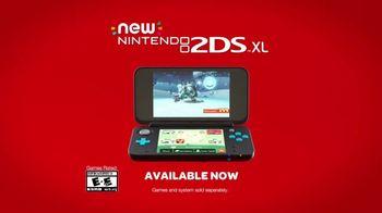 Nintendo 2DS XL TV Spot, 'New, Sleek Look' - Thumbnail 7