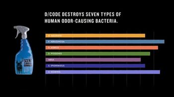 Code Blue D/Code TV Spot, 'Seven Types of Bacteria' Featuring Mike Waddell - Thumbnail 5