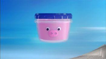 Ziploc TV Spot, 'More Than a Container: A Piggy Bank' - Thumbnail 9