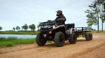 Can-Am Ready to Ride Sales Event TV Spot, 'Cash Rebates' - Thumbnail 6
