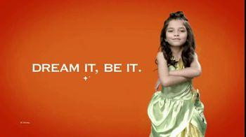 Disney Princess Collection TV Spot, 'Disney Junior: Tiana' - 25 commercial airings