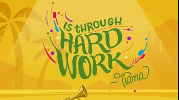 Disney Princess Collection TV Spot, 'Disney Junior: Tiana' - Thumbnail 4