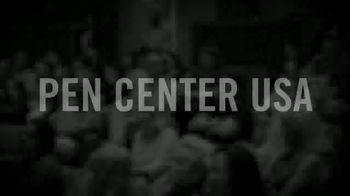 Stand for the Arts TV Spot, 'Pen Center USA' - Thumbnail 1