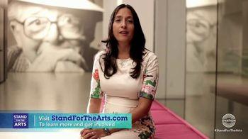 Stand for the Arts TV Spot, 'Pen Center USA' - Thumbnail 6