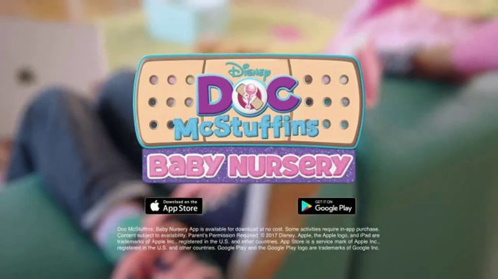 Disney Doc Mcstuffins Baby Nursery Tv Commercial Toy