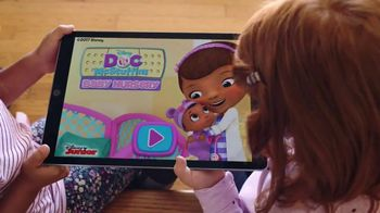 Disney Doc McStuffins Baby Nursery: Toy Hospital thumbnail