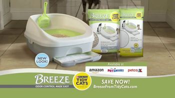 Purina Tidy Cats Breeze TV Spot, 'A Clean Routine' - Thumbnail 5