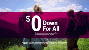 T-Mobile TV Spot, '$0 Down for All' - Thumbnail 2