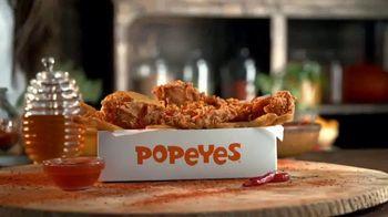Popeyes Hot Honey Crunch Tenders TV Spot, 'TV One: Fun in the Sun' - 2 commercial airings